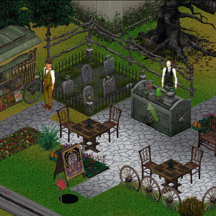 Serra Glen. Set from Sims 1